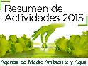 Resumen de Actividades 2015 de la Agencia