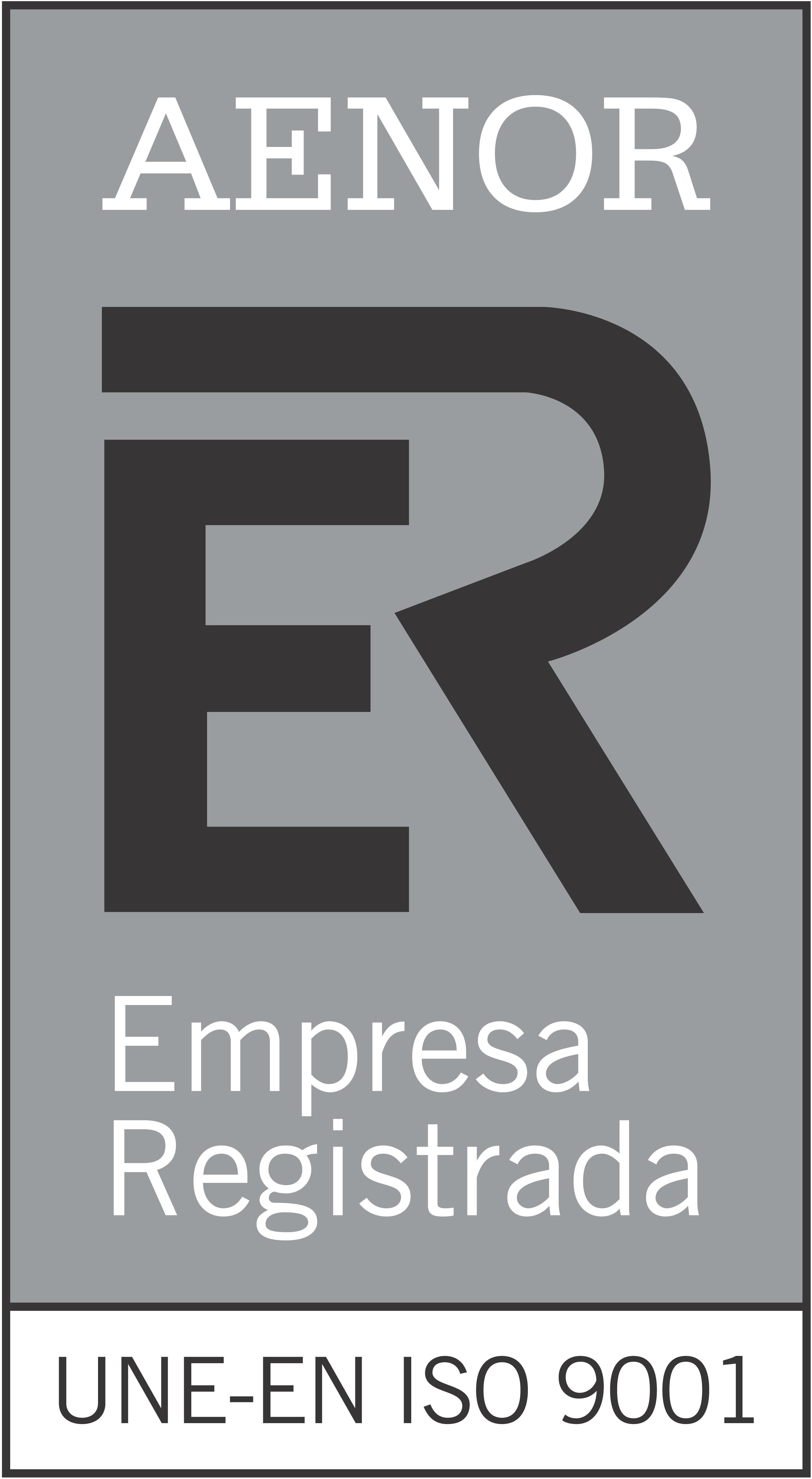 Logotipo ISO