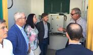 Inaugurada  la conducción a Benalup-Casas Viejas de abastecimiento de agua