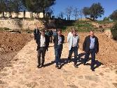 Inversión de 326.000 euros en la restauración del puente Mocho, Jaén